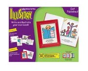 Illustory : Write and Illustrate Your Own Book!