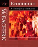 Economics A Contemporary Introduction 7th 2005 9780324288605 Front Cover
