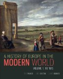 A History of Europe in the Modern World: