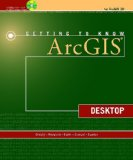 Getting to Know ArcGIS Desktop 2nd 2010 9781589482609 Front Cover