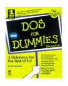 DOS for Dummies 3rd 1998 Revised  9780764503610 Front Cover