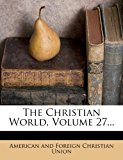 Christian World 2012 9781278585611 Front Cover