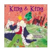 King and King 2003 9781582460611 Front Cover