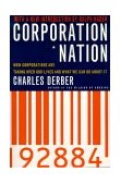 Corporation Nation How Corporations Are Taking over Our Lives and What We Can Do 1st 2000 Revised 9780312254612 Front Cover
