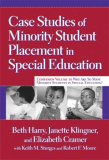 Case Studies of Minority Student Placement in Special Education 2007 9780807747612 Front Cover
