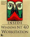 Inside Windows NT 4.0 Workstation 1996 9781562056612 Front Cover