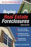 Buying Real Estate Foreclosures 3rd 2008 9780071546614 Front Cover