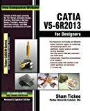 CATIA V5-6R2013 FOR DESIGNERS           9781936646616 Front Cover