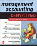 Management Accounting Demystified 2005 9780071459617 Front Cover