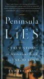 Peninsula of Lies A True Story of Mysterious Birth and Taboo Love 1st 2005 9780743235617 Front Cover