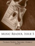 Music Reader, Issue 2010 9781147548617 Front Cover
