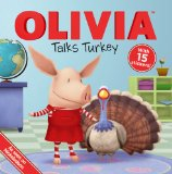 OLIVIA Talks Turkey 2011 9781442430617 Front Cover