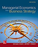 Managerial Economics & Business Strategy:  9781259290619 Front Cover