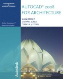 AutoCAD� 2008 for Architecture 1st 2007 9781428311619 Front Cover