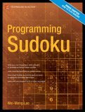 Programming Sudoku 2006 9781590596623 Front Cover