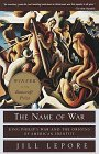 Name of War King Philip's War and the Origins of American Identity cover art