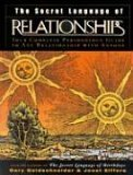 Secret Language of Relationships 2nd 2003 Reissue 9780670032624 Front Cover