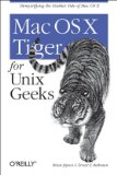 Mac OS X for Unix Geeks 4th 2008 Revised 9780596520625 Front Cover