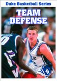 Case art for Duke Basketball Series: Team Defense DVD