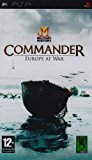 Case art for Military History Commander: Europe at War (PSP) by Slitherine