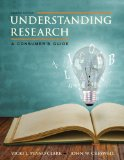 Understanding Research A Consumer's Guide 2nd 2014 9780133831627 Front Cover