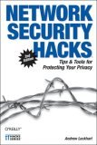 Network Security Hacks Tips and Tools for Protecting Your Privacy 2nd 2006 Revised 9780596527631 Front Cover