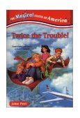 Twice the Trouble! 2001 9780743417631 Front Cover