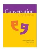 Conversation in Spanish Points of Departure 6th 2001 Revised 9780838416631 Front Cover
