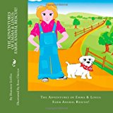 Adventures of Emma and Linus: Farm Animal Rescue! 2013 9781492811633 Front Cover