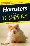 Hamsters for Dummies 2007 9780470121634 Front Cover
