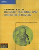 Principles of Incident Response and Disaster Recovery 2006 9781418836634 Front Cover