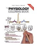 Physiology Coloring Book  cover art
