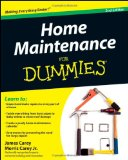 Home Maintenance 2nd 2009 9780470430637 Front Cover