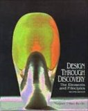 Design Through Discovery The Elements and Principles 2nd 1993 Revised 9780155009639 Front Cover