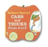 Cars and Trucks from A to Z 1990 9780679806639 Front Cover