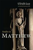 Studies in Matthew 1st 2005 9780802839640 Front Cover