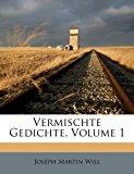 Vermischte Gedichte 2012 9781286681640 Front Cover