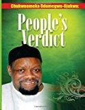 Chukwuemeka Odumegwu Ojukwu--Peoples' Verdict 2012 9781470018641 Front Cover