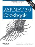 ASP. NET 2.0 Cookbook 1st 2005 Revised  9780596100643 Front Cover
