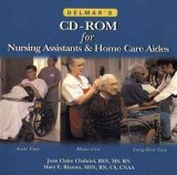 Delmar's CD-ROM for Nursing Assistants and Home Care Aides 1999 9780827390645 Front Cover