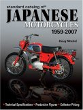 Standard Catalog of Japanese Motorcycles 1959-2007 2007 9780896895645 Front Cover
