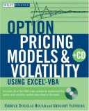 Option Pricing Models and Volatility Using Excel-VBA 1st 2007 9780471794646 Front Cover