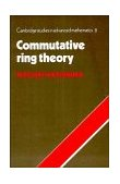 Commutative Ring Theory 1989 9780521367646 Front Cover
