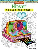 Hipster Coloring Book 2014 9781574219647 Front Cover