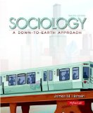 Sociology A down-To-Earth Approach cover art