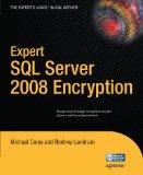 Expert SQL Server 2008 Encryption 2011 9781430224648 Front Cover