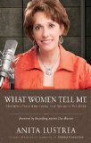 What Women Tell Me Finding the Freedom from the Secrets We Keep 2010 9780310326649 Front Cover