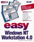 Easy Windows NT Workstation 4.0 1997 9780789711649 Front Cover
