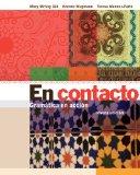 En Contacto Gram�tica en Acci�n 9th 2011 9780495912651 Front Cover