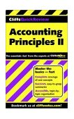 Accounting Principles II 2000 9780764585654 Front Cover